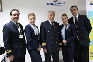 Nouvelair inaugure son premier vol Tunis-Alger et met le cap sur…Houari Boumedienne
