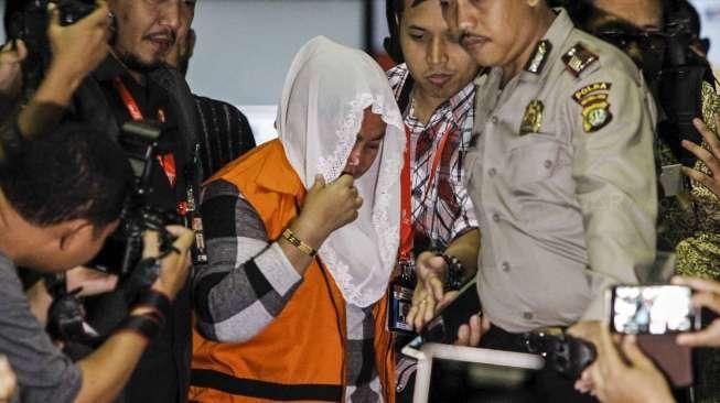 Eks Bupati Klaten Dikabarkan Meninggal di Penjara,Begini Faktanya