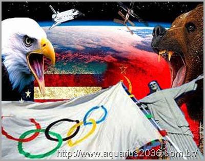 olimpiadas de 2016 guerra mundial