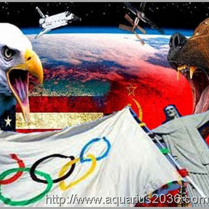 Os Jogos Olímpicos de 2016 e a Terceira Guerra Mundial na Profecia de Parravicini