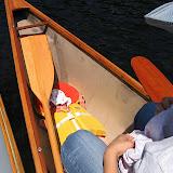 Amelia's First Canoe Trip
