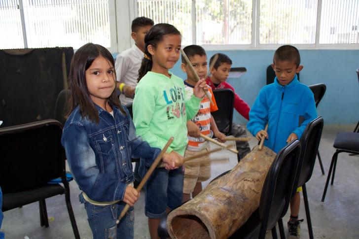 Niños de las escuelas del estado Portuguesa asistieron a los talleres y clases dictadas por los músicos de la Sinfónica Simón Bolívar y el Ensamble Atalaya, quienes se sorprendieron por la calidad de ejecución de los participantes