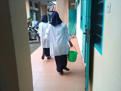 Air di Lab Tidak Mengalir, Mahasiswa Analis Kesehatan Mengeluh