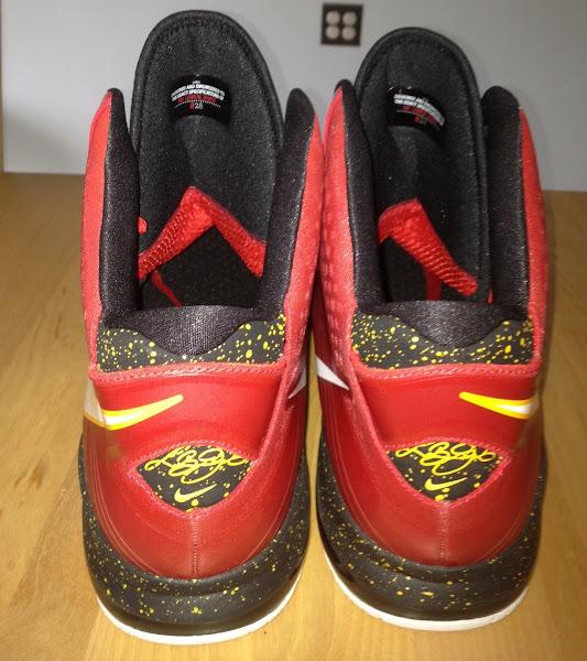Nike Air Max LeBron 8 V2 8220Miami Heat8221 Player Exclusive