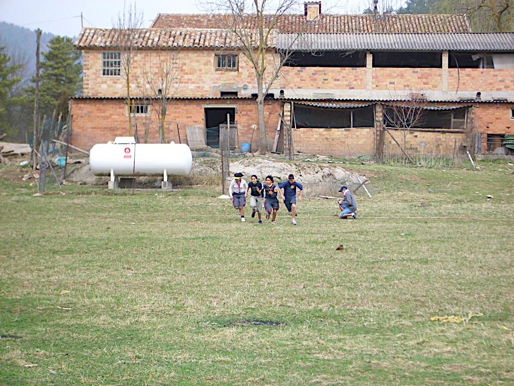 Campaments amb Lola Anglada 2005 - CIMG0226.JPG