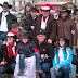 A Wild Buffalo lelkes csapata az idei Mikulásgyáron másodjára is dögös vadnyugati érzést hozott a téli délutánon! A fellépők most is nagyon ügyesek voltak, gratulálunk! ]:) A képek egy része Futár Ernőé, ezúton is köszönjük neki a fotókat.
