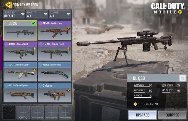 COD Mobile Sezon 11'de Efsanevi silahlar nasıl alınır?