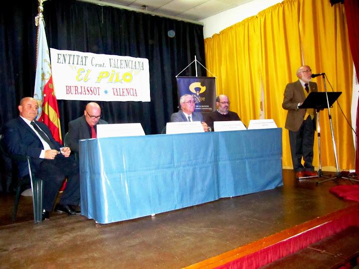 PRESENTACIÓ DEL LLIBRE EN QUIXOT DE LA MANCHA