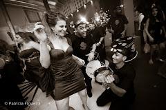 Foto 2606pb. Marcadores: 10/09/2011, Banda, Batuque Digital, Casamento Renata e Daniel, Rio de Janeiro