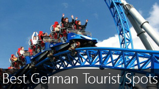 Best 5 German Tourist Spots