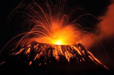 Volcà edn erupció