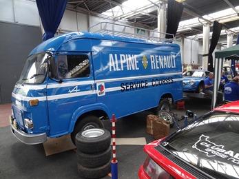 2017.05.20-022 camion Saviem et Alpine Renault