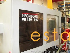 Negri Bossi VE120-440 (2004) Electric Injection Moulding Machine