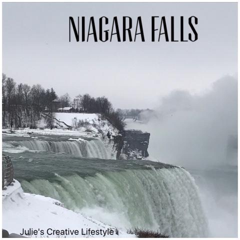 niagara falls trip @ Julie's Creative Lifestyle