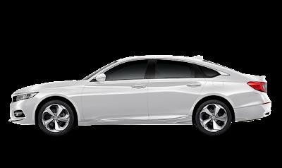 Honda Accord Warna Putih Metalik