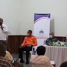 Alcaldía Municipal de Barahona y entes gubernamentales coordinan Jornada Nacional de Vacunación.