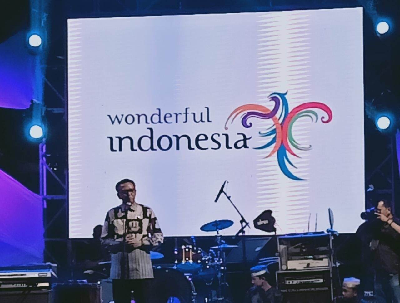 Nurdin Abdullah Hadiri Penutupan Event Wisata Festival Pinisi ke 10 Bulukumba