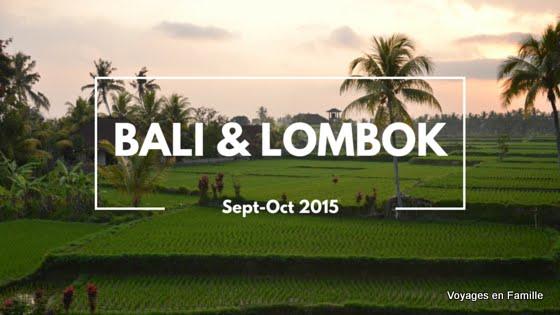 Bali Lombok 2015