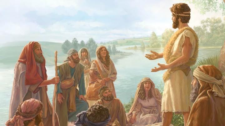 Người làm chứng (13.12.2020 – Chúa Nhật Tuần 3 Mùa Vọng, năm B)