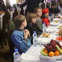 новогодний праздник 18.12.2014г.