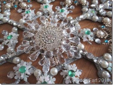snowflake wreath 2