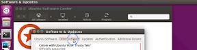Instalar Flash en Linux Mint y Ubuntu. Software Center. Orígenes.