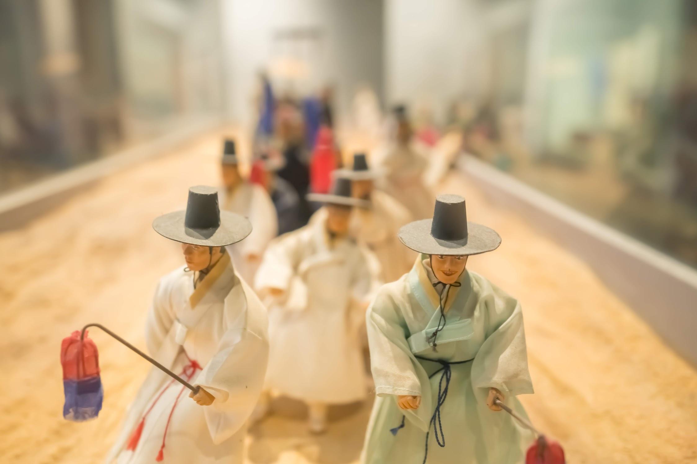 韓国 ソウル 国立民俗博物館4