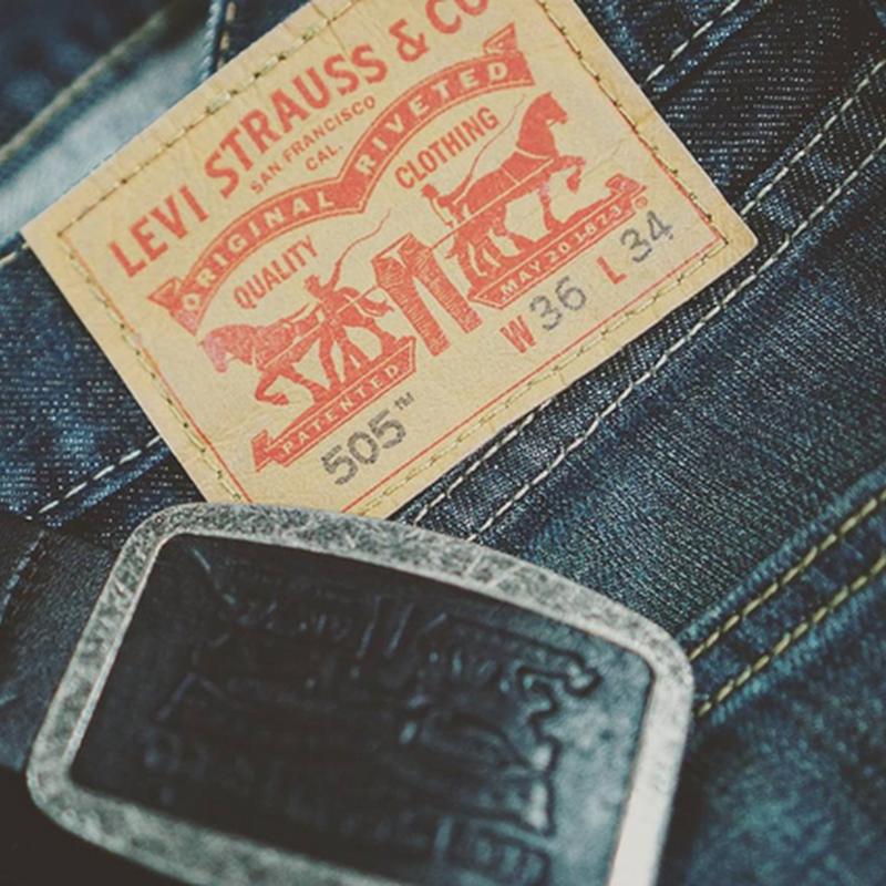 Selesanya seluar jeans original !