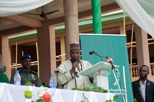 2020 Children's Day: Gombe Governor assures of Govt's commitment to children's welfare, sound education~NEWSEXTRA