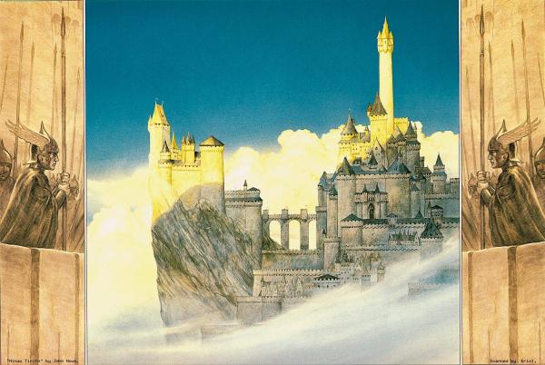 Tirith, Fantasy Scenes 1
