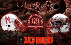 Nebraska Cornhuskers B1G Red