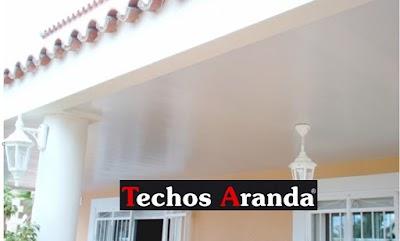 Presupuestos techos metalicos Madrid Madrid