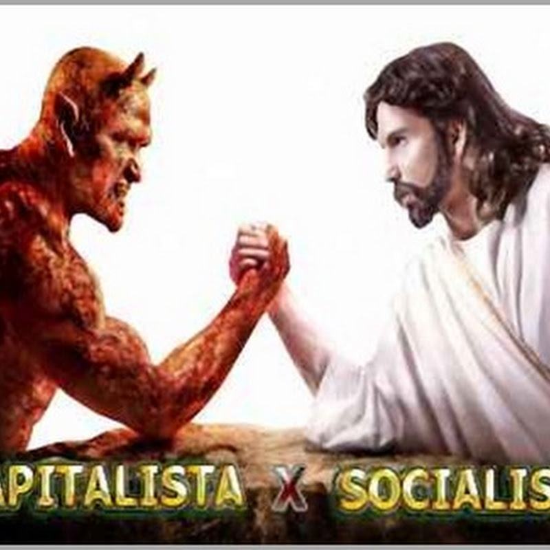 A Segunda Besta do Apocalipse e sua Guerra ao Socialismo de Esquerda