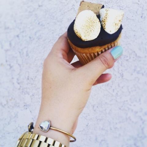Confection Co-Op cupcakes