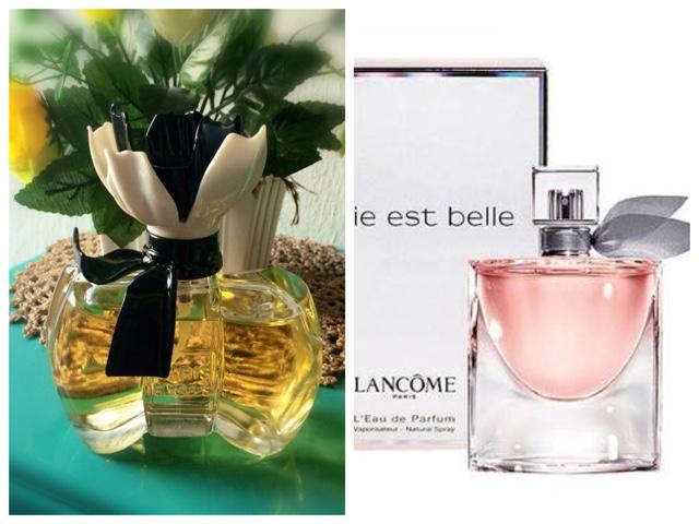 La Petite Fleur blanche Eau de Toilette Paris Elysees - Perfume Feminino -  100ml   inspiração   La vie est belle ea5531bc122