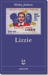 Lizzie - copertina - libro - Shirley Jackson
