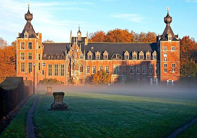 Castle Arenberg - Leuven, Belgium