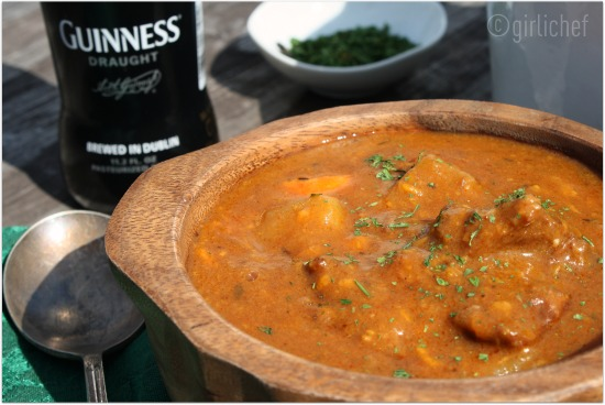 Beef and Guinness Stew ...Happy St. Paddy's Day! - All Roads Lead to ...