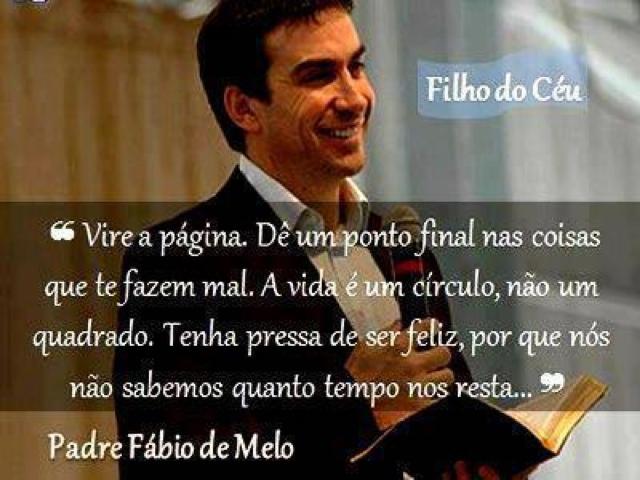 Padre Fábio De Melo Cantinho Das Ideias