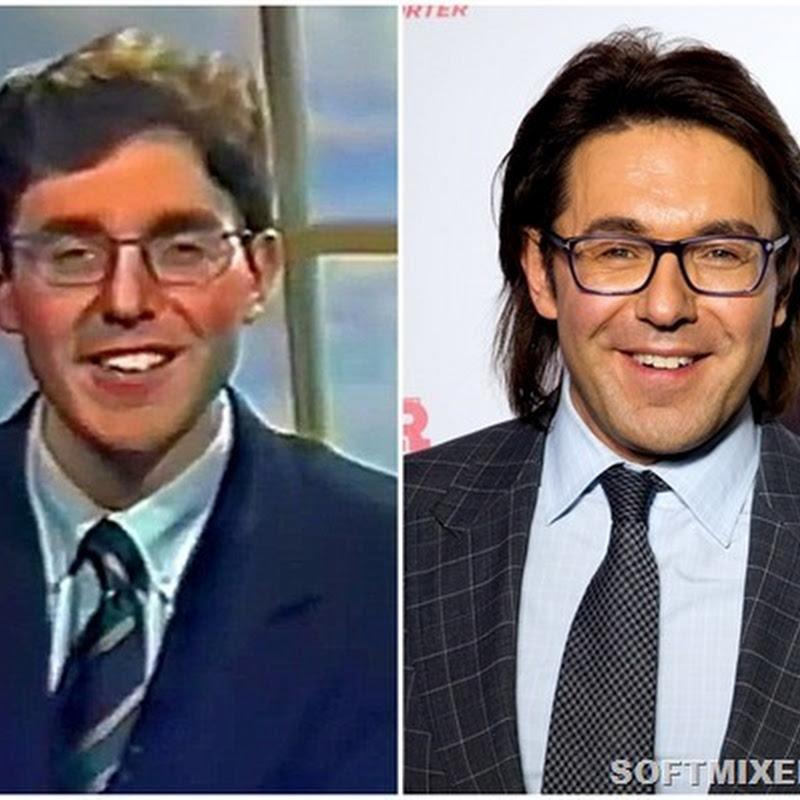 Как выглядели 20 наших телеведущих в начале своей карьеры