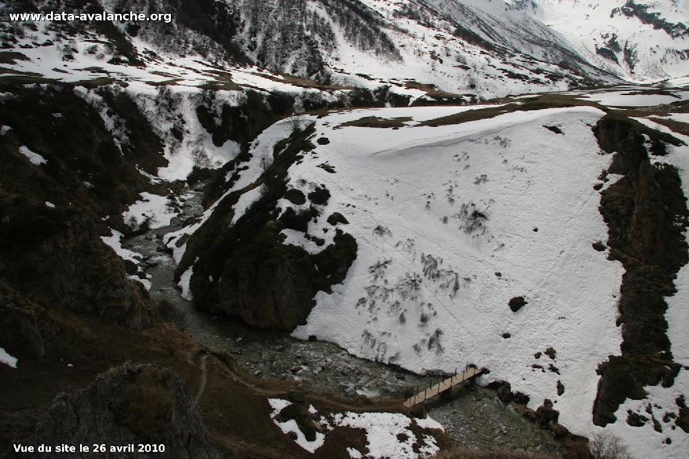 Avalanche Vanoise, secteur Aiguille de Chanrouge, Accès au refuge du Roc de la Pêche - Photo 1