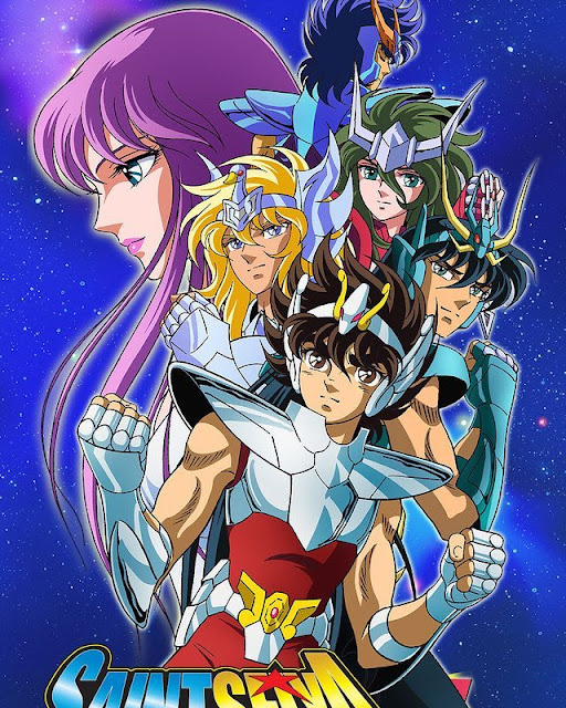 saint Seiya CG film and Live-action film