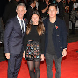 WWW.ENTSIMAGES.COM -     Gary Lineker  at The Hunger Games - Mockingjay - part 1 - UK film premiere at Odeon Leicester Square, London November 10th 2014Premiere of latest film in the Hunger Games franchise, which this time sees Katniss lead a rebellion against the tyrannical and corrupt Capitol.                                                    Photo Mobis Photos/OIC 0203 174 1069