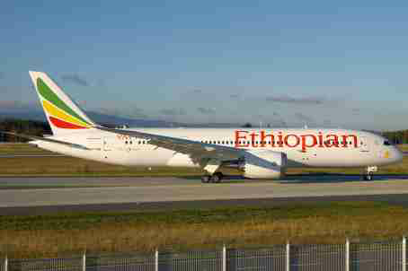 Ethiopian Airlines Wins Best Award In Africa