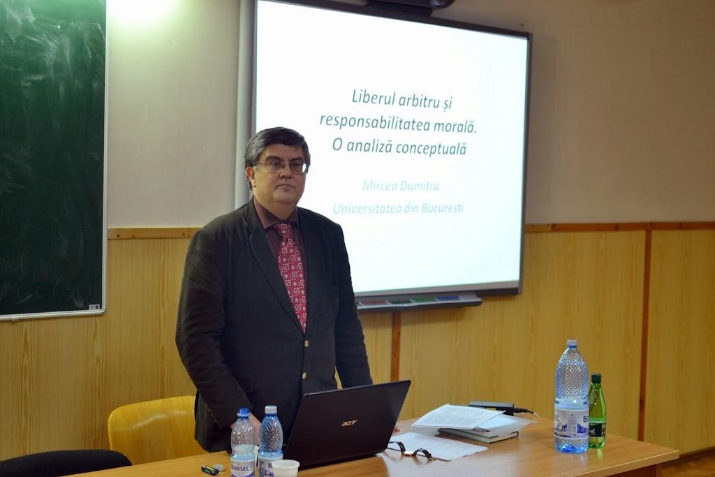 Mircea Dumitru - Liberul arbitru si responsabilitatea 048