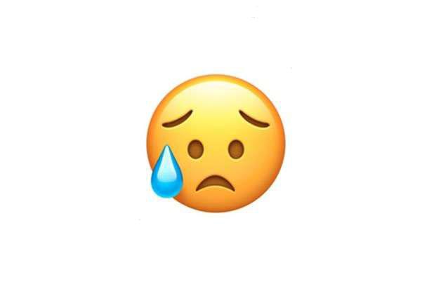 Biểu tượng cảm xúc Facebook Emoticon Emoji Cảm thấy thất vọng