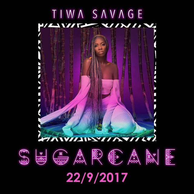 "DOWNLOAD FULL ALBUM; Tiwa Savage – '""Sugar Cane"" EP HERE"