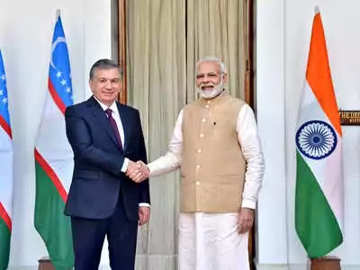 As Ties Strengthen, Uzbekistan Invites India For Mega Connectivity Summit
