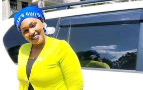 Karen DCI officer Anne Wanjiru Waiganjo photo