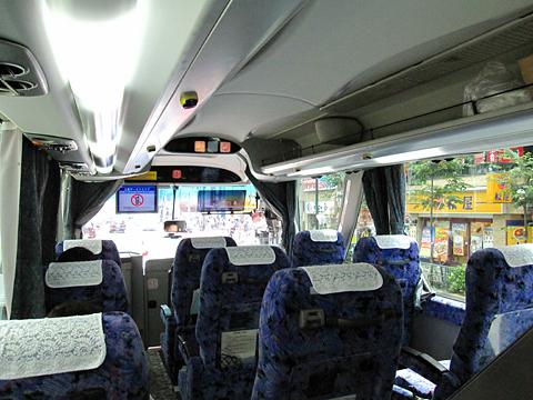 富山地方鉄道「富山東京線」 ・705 車内 その2